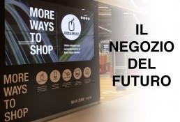 Il negozio del futuro