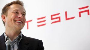 Elon Musk di Tesla