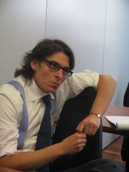 Luca Zambrelli a MilanIN