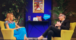 Luca Zambrelli intervistato al Salesforce Retail Summit 2021